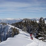 Ski fond, Sortie Raquette ...