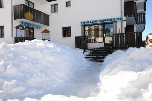 agence thollon immobilier hiver