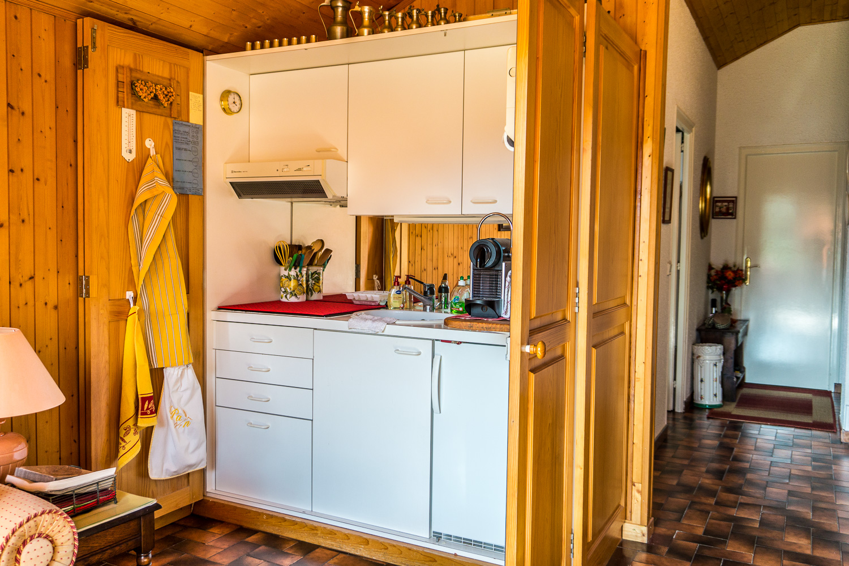 Revente 2 pieces chamois cuisine ouverte appartement for Appartement cuisine ouverte