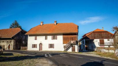 Maison – 349000€ – Cachat – 2012